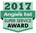 2017 Angies list award Winners Ashe and Winkler Restoration