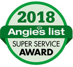 2018 Angies list award Winners Ashe and Winkler Restoration