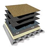 BuiltUp Roofing (BUR) - Ashe and Winkler Restoration