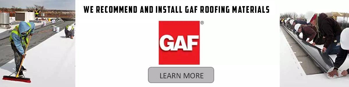 GAF Roofing - Ashe and Winkler Restoration